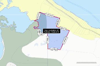 80 acre rum point development parcel