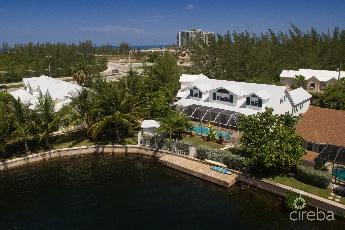 Governor's harbour home with separate income apartments