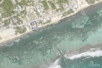 Beach front land, east end