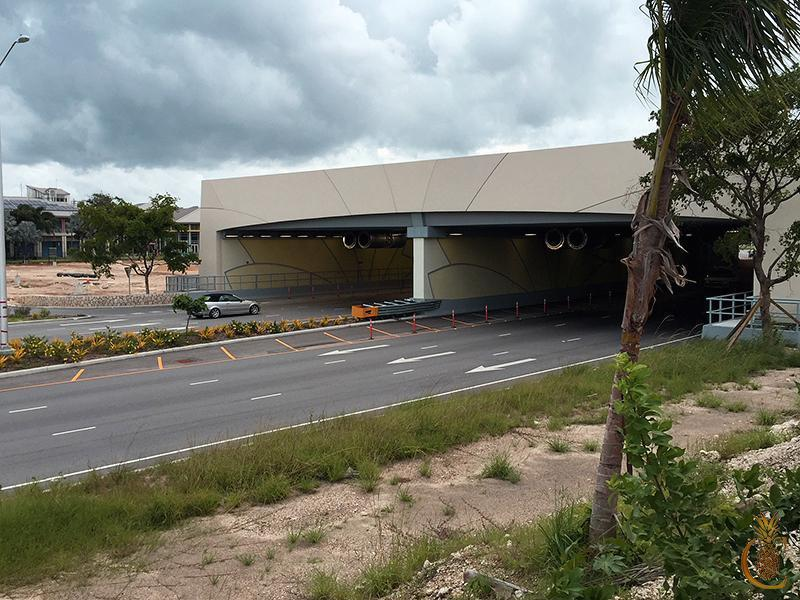 Dart's West Bay Road Tunnel Expansion Draws Criticisms