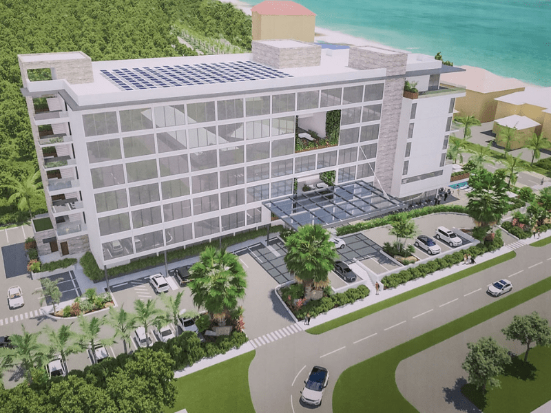 New Development on 7 Mile Beach Sees Local Pushback