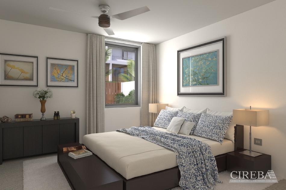 Reserved – arvia 1 bed + den maisonette