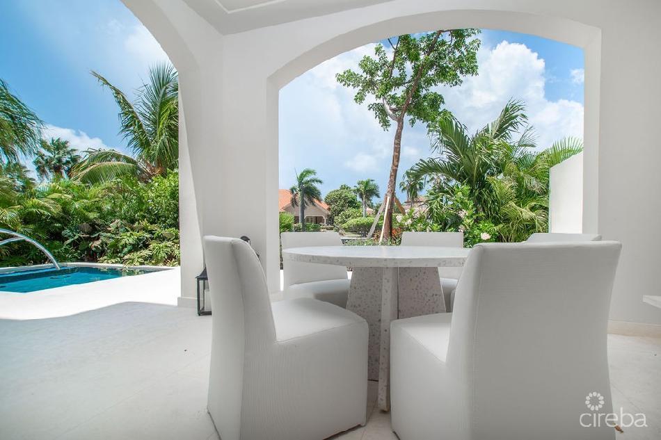 Stone island residence