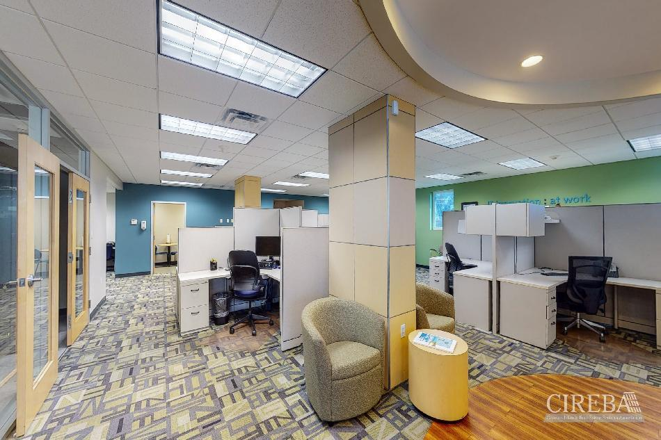 Corporate plaza suites