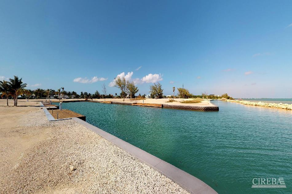 Diamond's edge waterfront estate lot #6