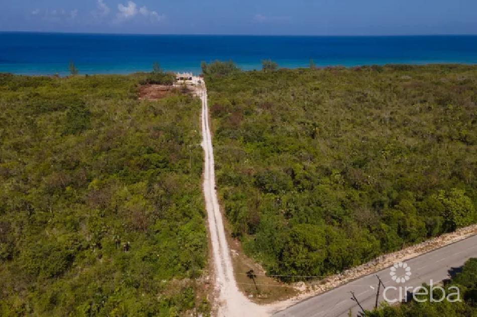 Cayman brac central lot #33