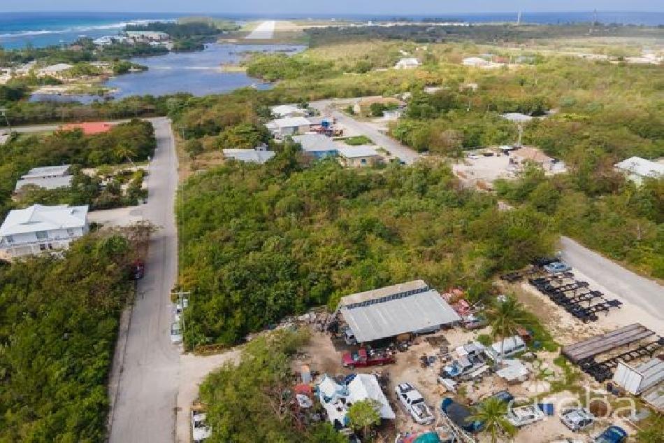 Cayman brac west lot #120