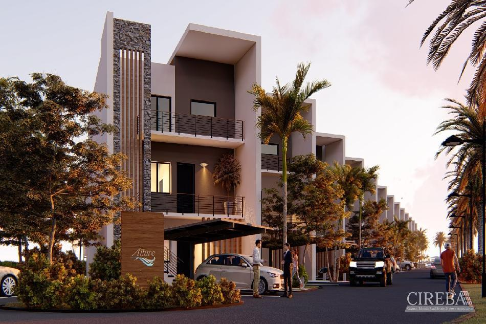 Allure | unit #16 | waterfront living w/ solar