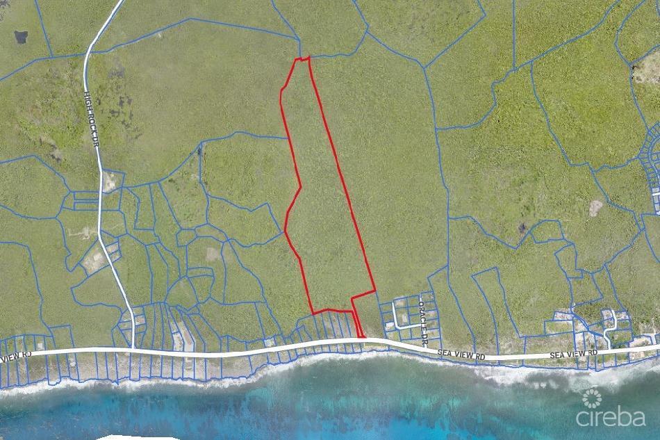 34 acres – east end – 95 lot subdivision