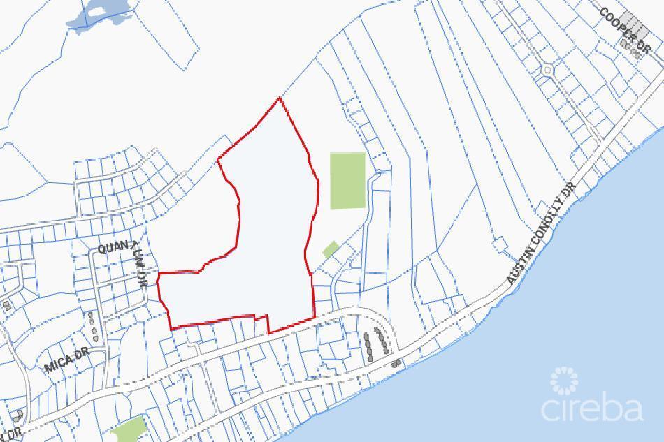 East end – med density 25 acre development site