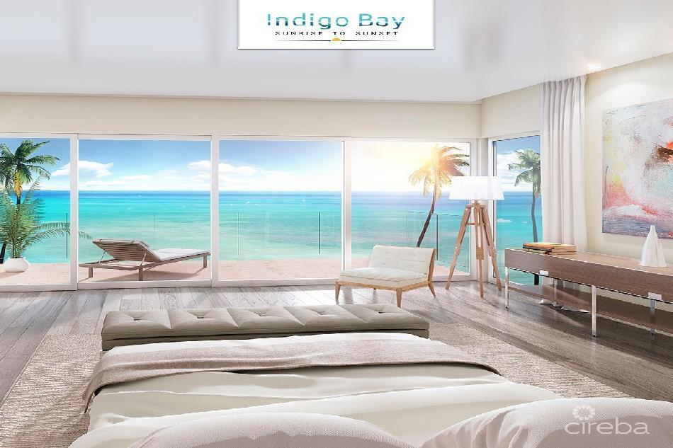 Indigo bay ocean front condo