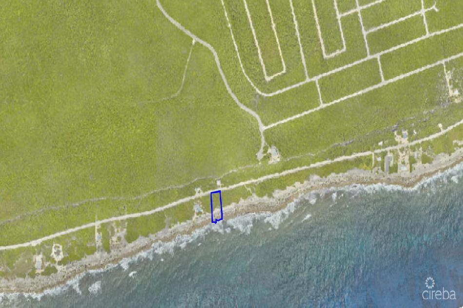 Cayman brac oceanfront land 0.65 acre