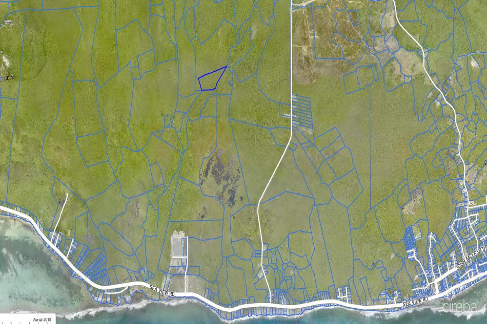 High rock inland acreage