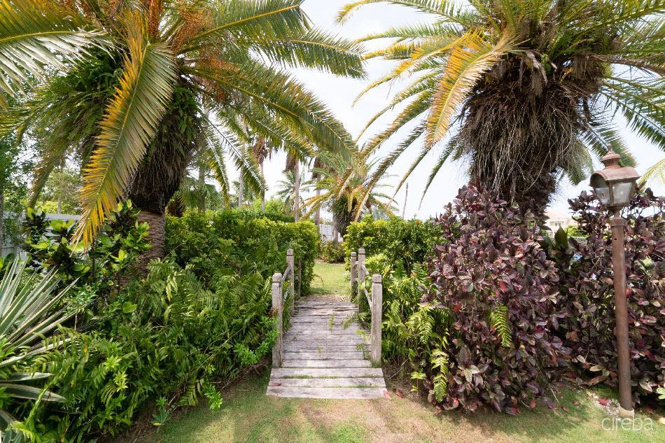 Patricks island home