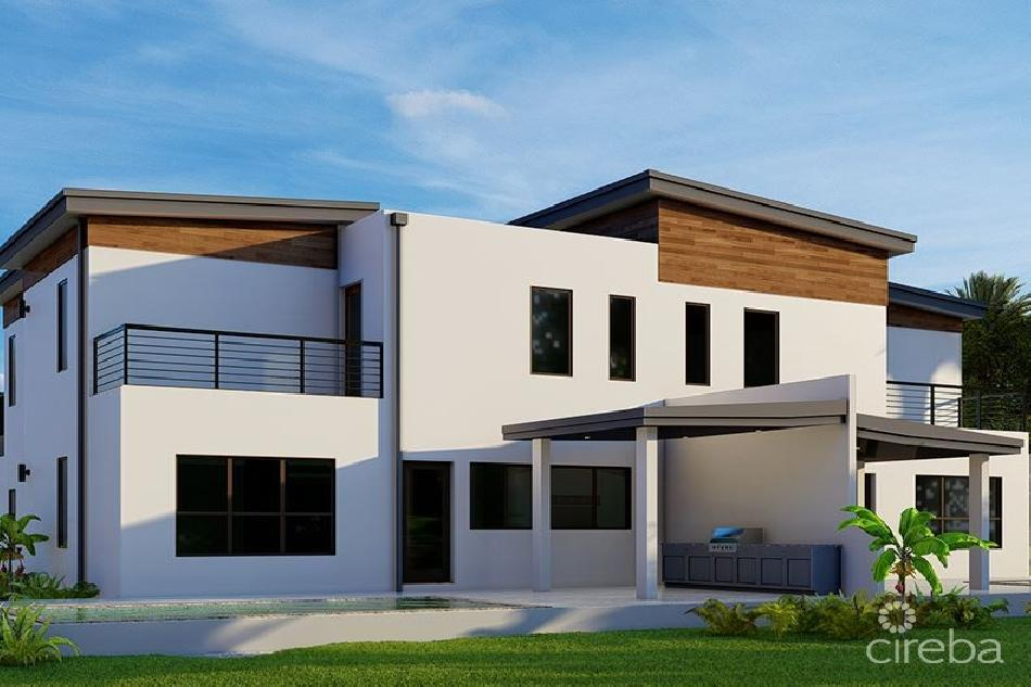 Shorecrest villa – the shores