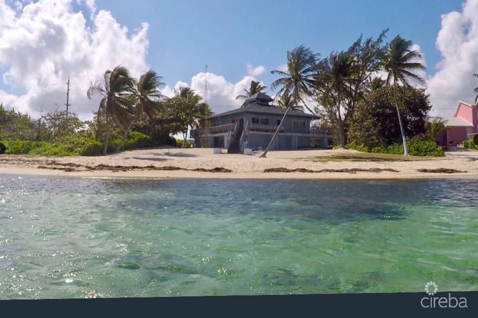 Emerald sea house, rum point