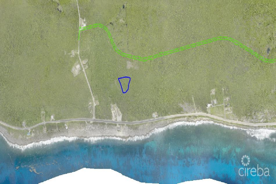High rock 1.25 acre of land
