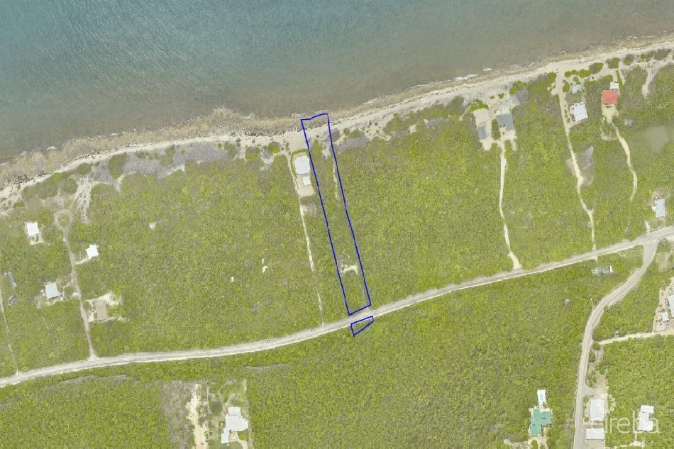 Waterfront lot cayman brac