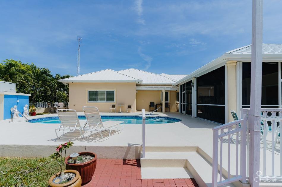 Bellissimo villa at patrick's island