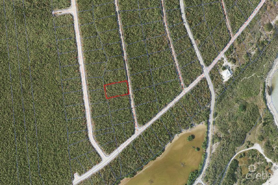 Little cayman .44 acre lot