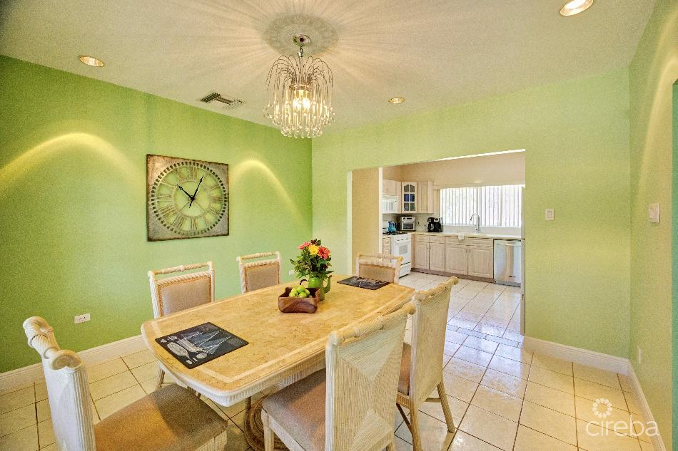 Large 3 bedroom home with garage