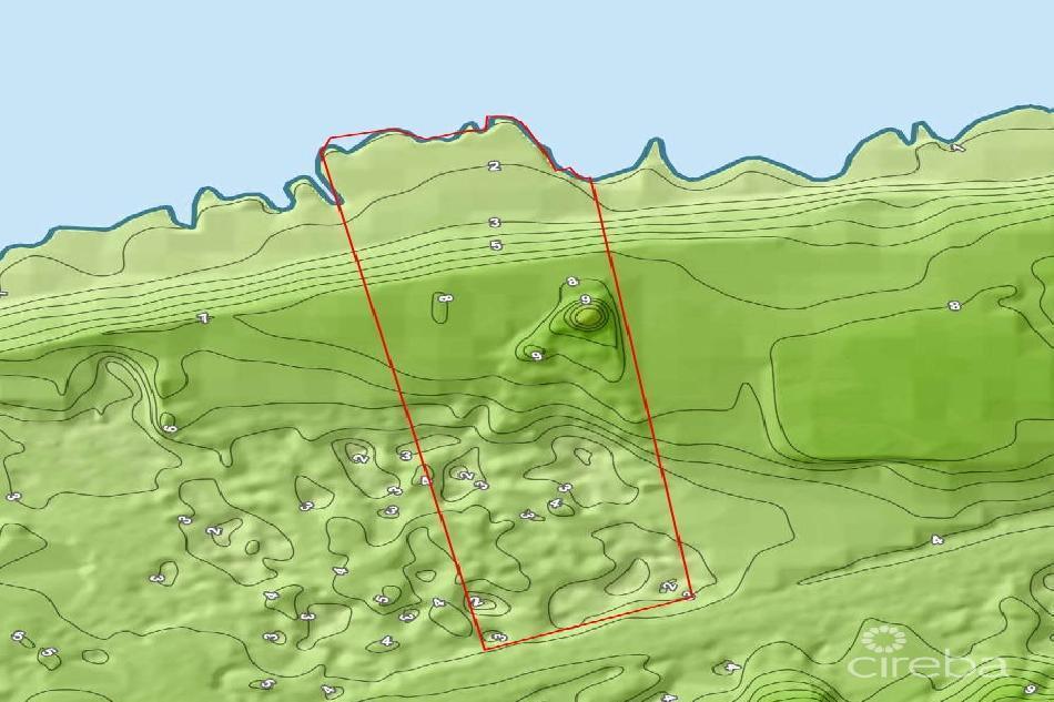 Northeastcoast oceanfront lot 205