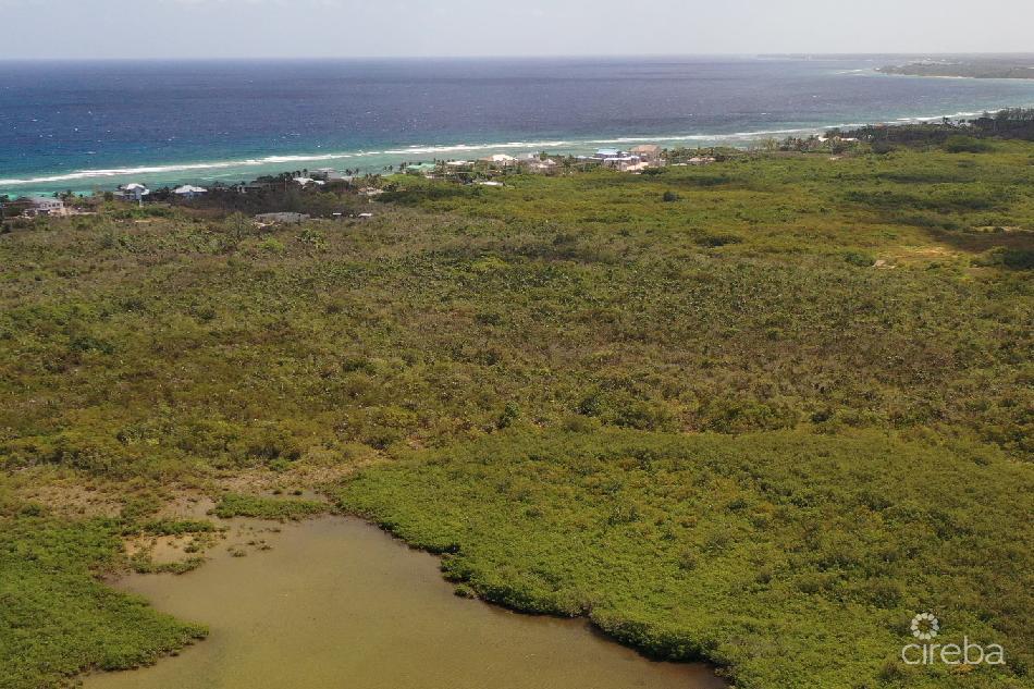 80 acre rum point development parcel