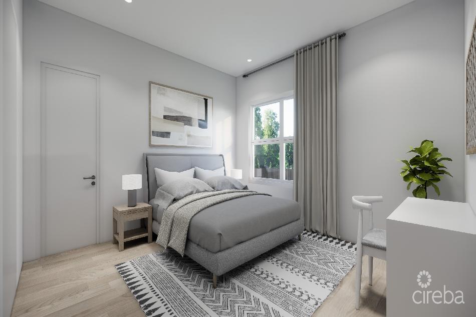 Omega bay gardens phase 2 – 1 bed + den