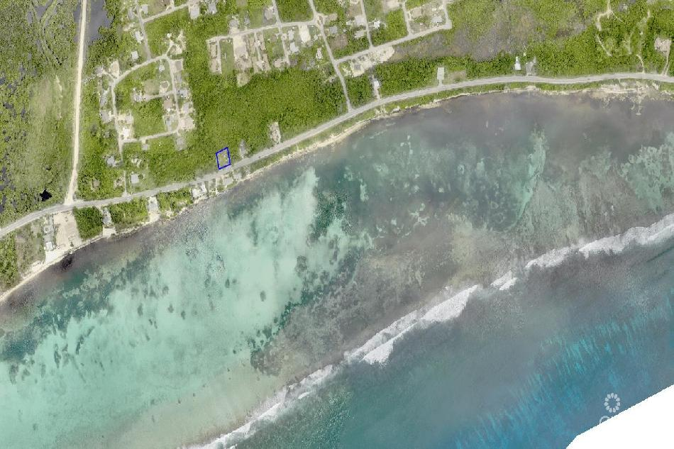 Seaview land in breakers includes approved property plans