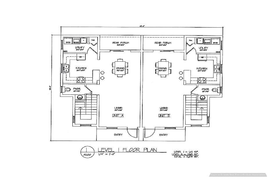 Litigate court duplex