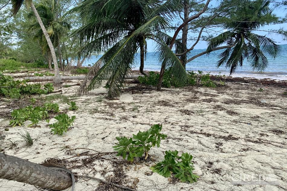 Frank sound beachfront land
